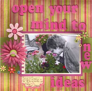 Open your mind to new ideas